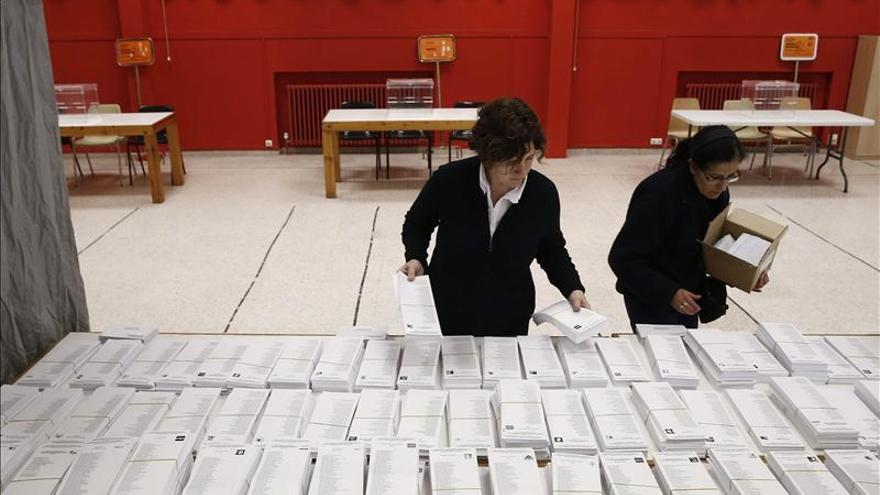 El Supremo dice que en la jornada de reflexión no caben consultas en Cataluña