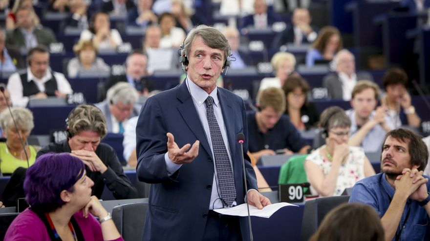 Election of the President of the European Parliament: - Statement by David-Maria SASSOLI (S&D,IT)