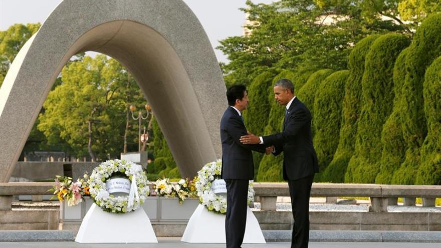 Hiroshima cederá a Nagasaki las figuras de origami donadas por Obama
