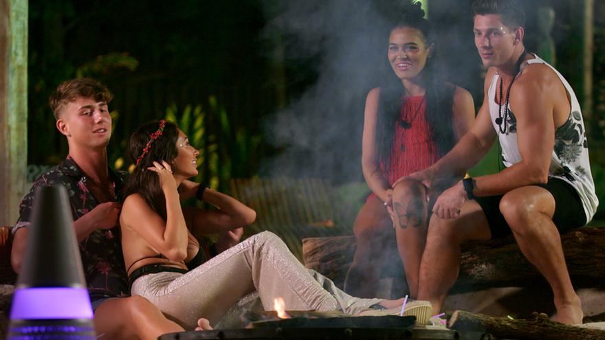 Imagen de la primera temporada de 'Jugando con fuego'