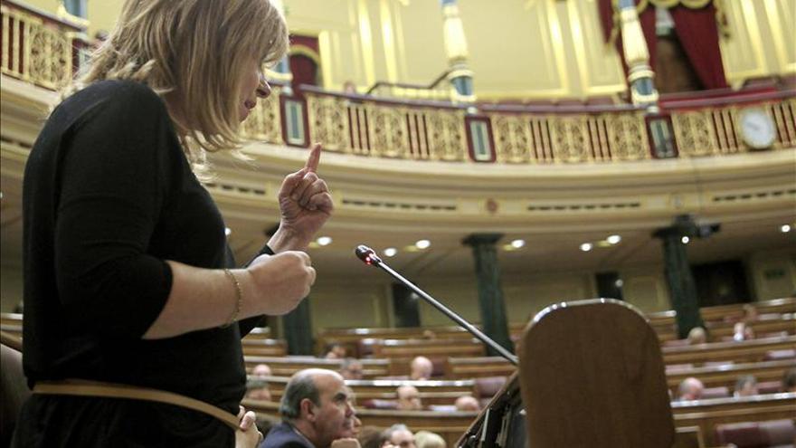 """La oposición pide al Gobierno retirar las """"terribles"""" cuchillas de Melilla"""