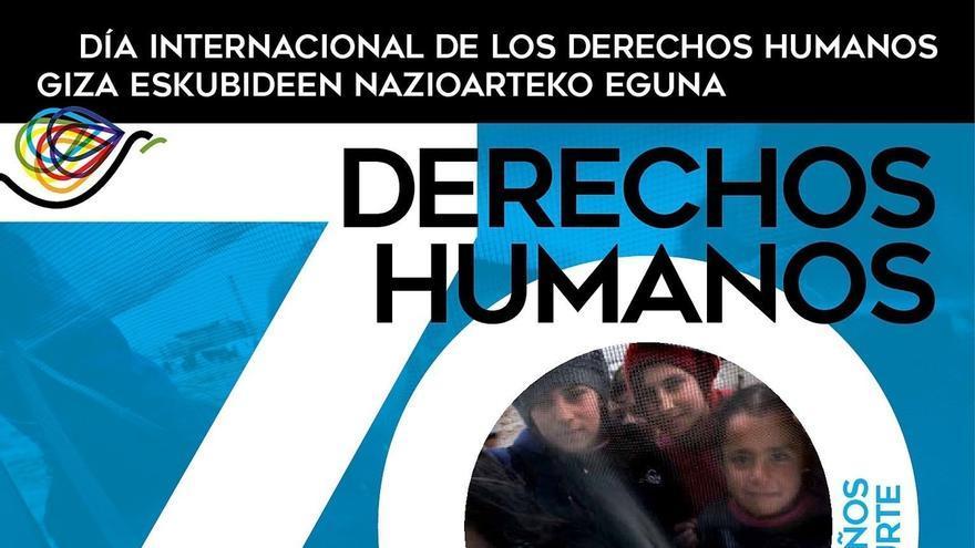 El Gobierno de Navarra organiza una semana de actividades con motivo del Día Internacional de los Derechos Humanos