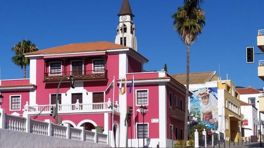 Ayuntamiento de El Paso.