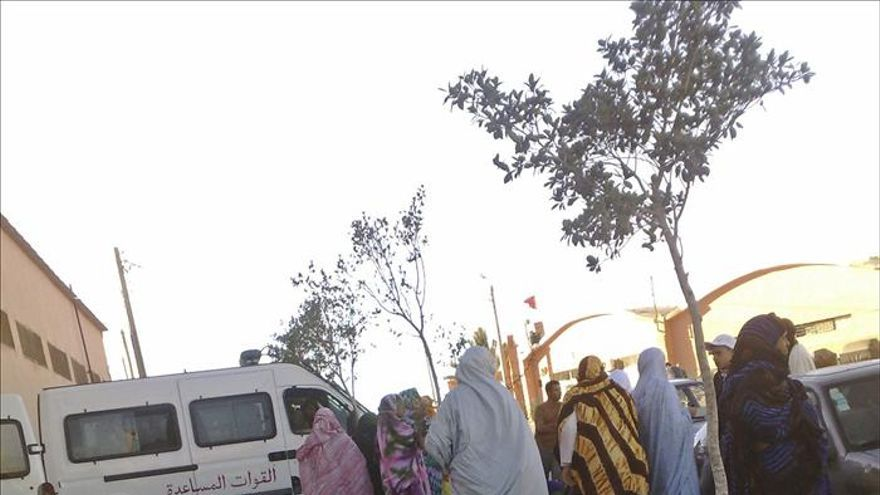 Un grupo de eurodiputados pro saharauis tratará de visitar el miércoles El Aaiún