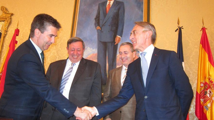 Policías franceses y españoles tramitarán conjuntamente la readmisión de extranjeros en situación irregular