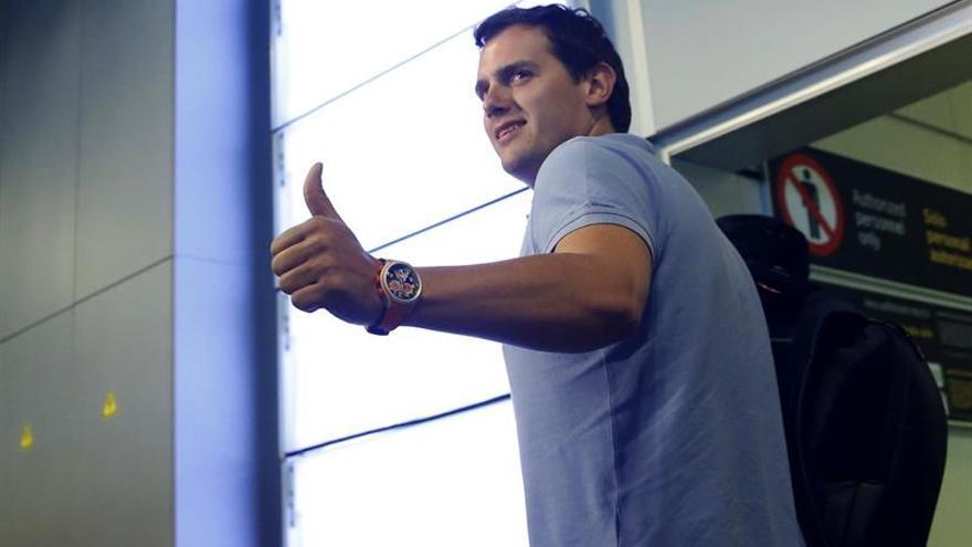 """Rivera rechaza dejar gobernar al más votado sólo: """"sería un Gobierno débil"""""""
