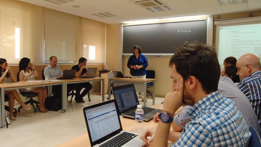 Profesores de Loyola Andalucía comparten sus experiencias en innovación docente