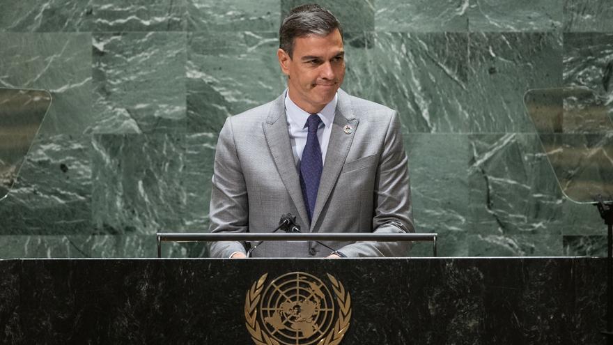Sánchez felicita a Scholz y afirma que trabajarán para una Europa más fuerte