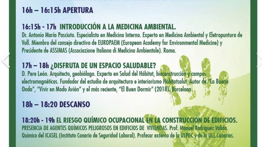 El Colegio de Médicos de Las Palmas se desmarca de una médico que ...