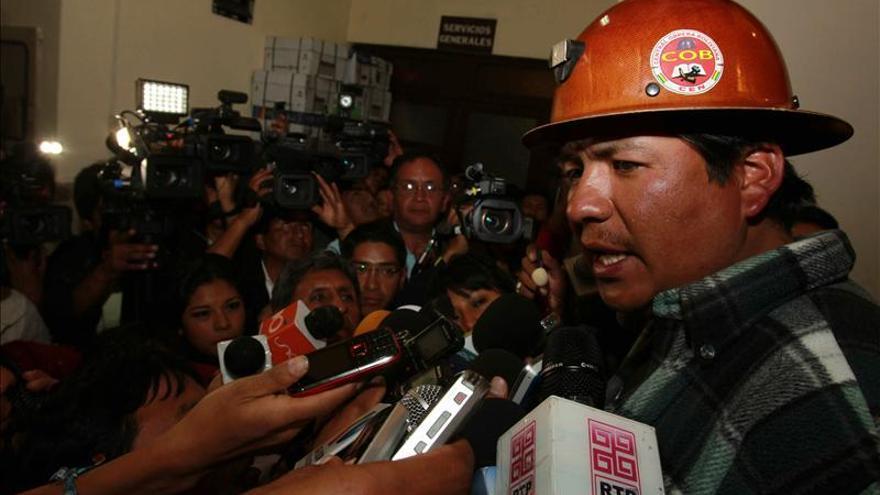Gobierno y sindicatos bolivianos se acercan pero aún sin instalar diálogo