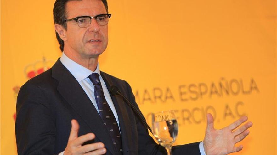 """Soria asegura que o hay """"más industria"""" o no habrá """"más empleo"""""""