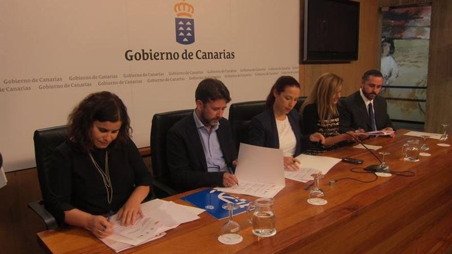 Firma del convenio este jueves en Presidencia del Gobierno