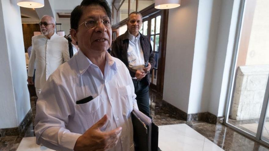 Nicaragua, en crisis, anuncia una gira de su canciller para estrechar relaciones