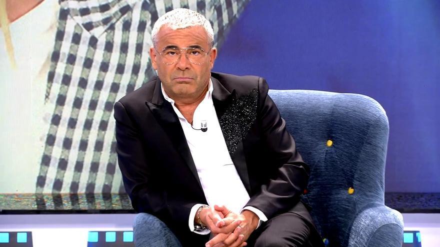 Jorge Javier, en 'Sábado Deluxe'