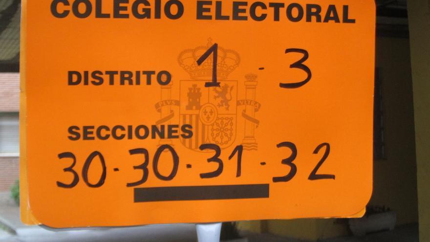 Más de 170.000 ciudadanos atenderán las mesas electorales y cobrarán por ello 63,24 euros