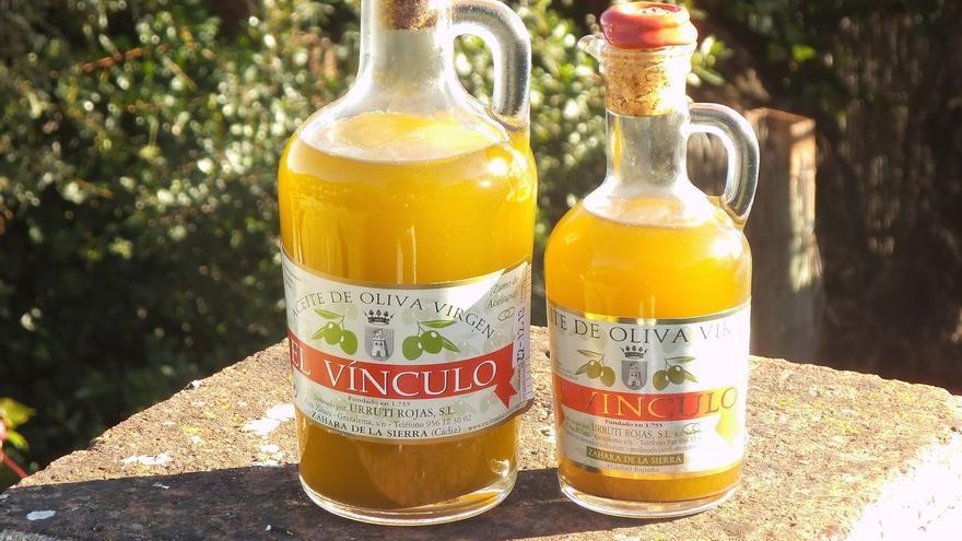 Aceite de El Vínculo.