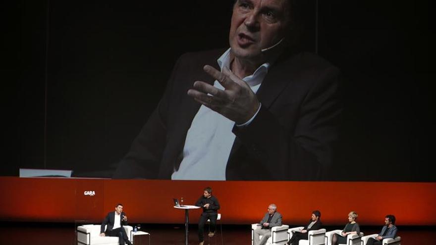 """Otegi defiende el pulso independentista ante un pueblo """"un tanto desactivado"""""""