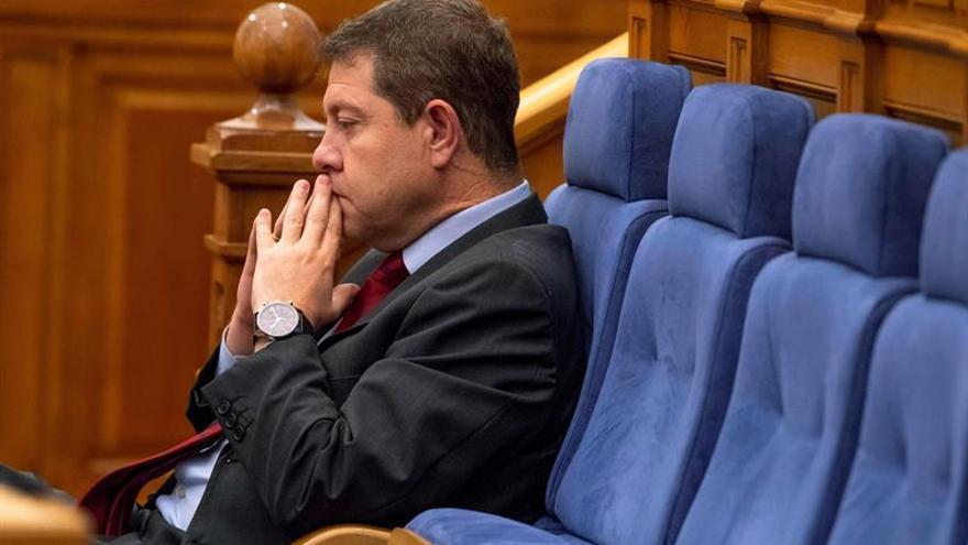 Page: el gobierno que salga de la moción se debe limitar a convocar elecciones