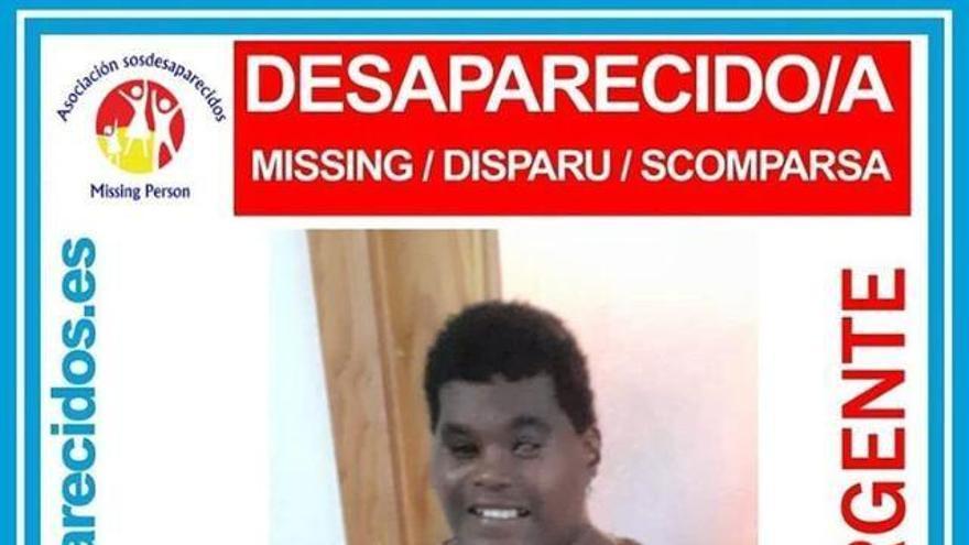 Alerta de Sosdesaparecidos publicada en su cuenta de Twitter.