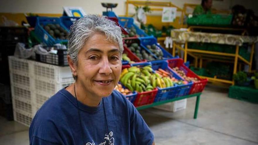 Carmen Conesa ha desarrollado una gran labor con los jóvenes de Breña Alta.