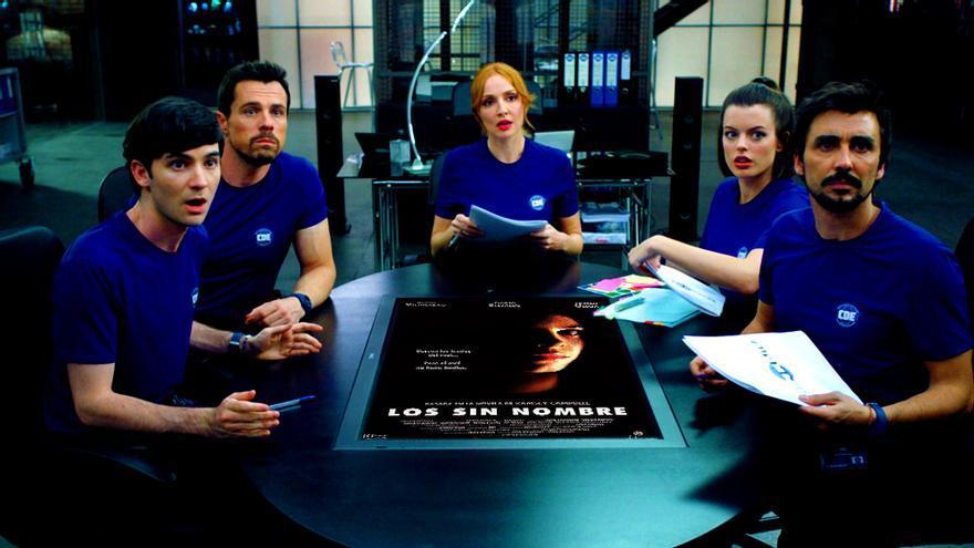 De 'Cuerpo de élite' a 'Los sin nombre', películas convertidas en serie
