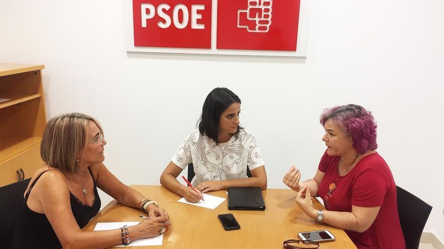 PSOE-A pedirá que las madres, cuyos hijos sean asesinados por sus parejas o exparejas, sean víctimas de violencia género