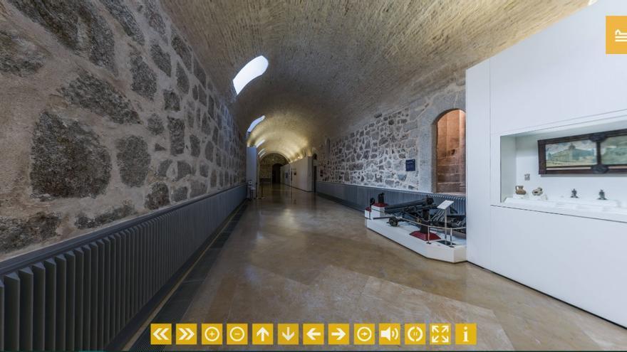Recorrido virtual del Museo del Ejército