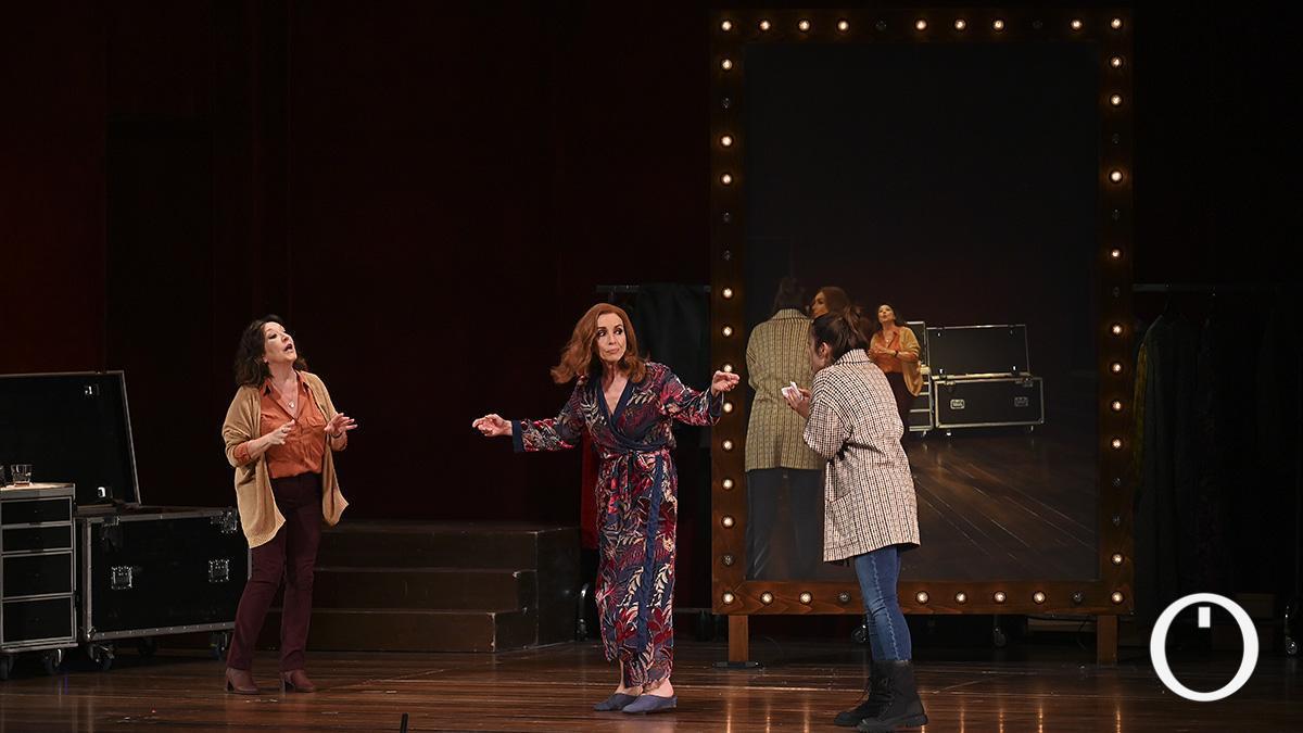 Función de 'Eva contra Eva' en el Gran Teatro