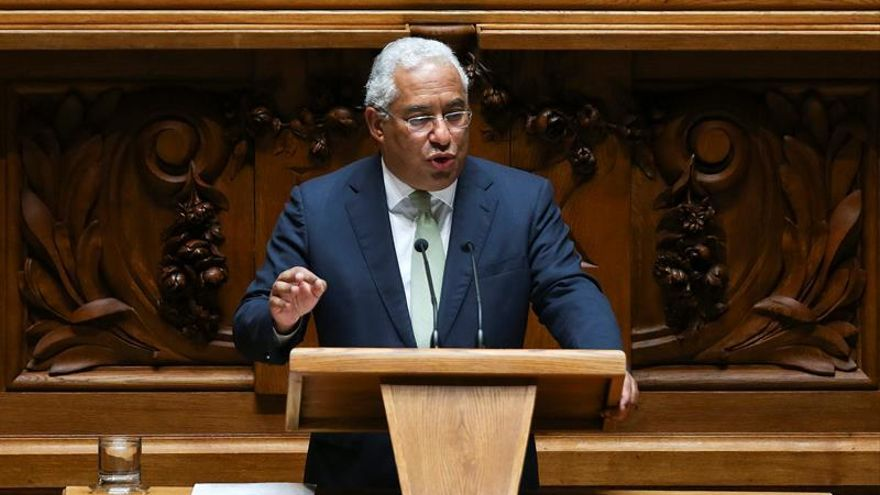 António Costa: Portugal no merece ser sancionada por el déficit del 2015