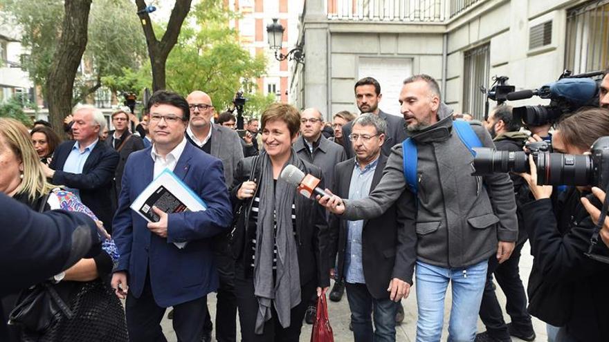 El abogado de Nuet atribuye su inculpación ante el Supremo a error en la querella