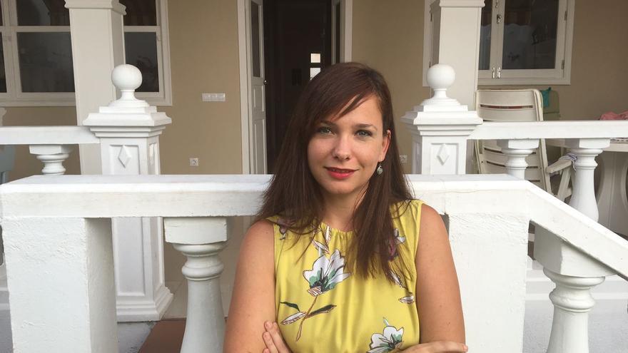 Carla Vallejo / foto cedida