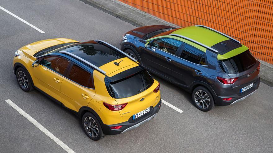 El nuevo Stonic se ubica un escalón por debajo del exitoso SUV medio Sportage.