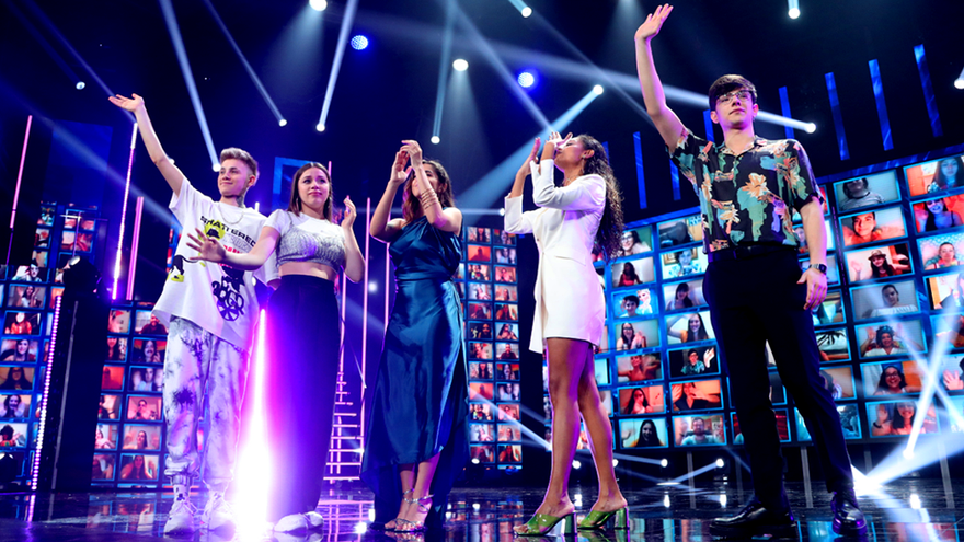 'OT 2020' ya tiene a sus cinco finalistas: Nia, Eva, Hugo, Anaju y Flavio