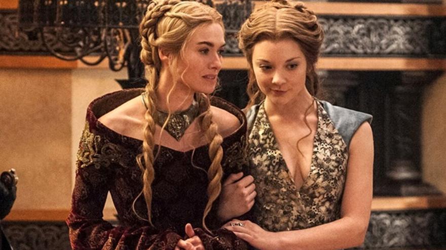 Cersei Lannister ('Juego de Tronos'), primera en la lista negra de Natalie Dormer