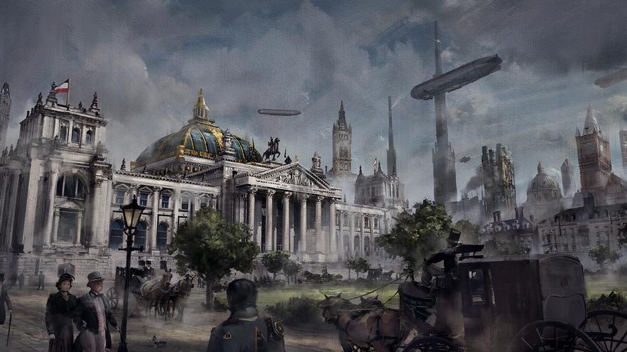 Berlín The Order 1886