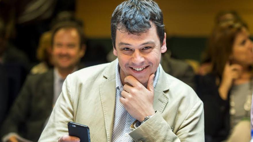 El diputado de Modernización y Administración Electrónica, Ivan Martí