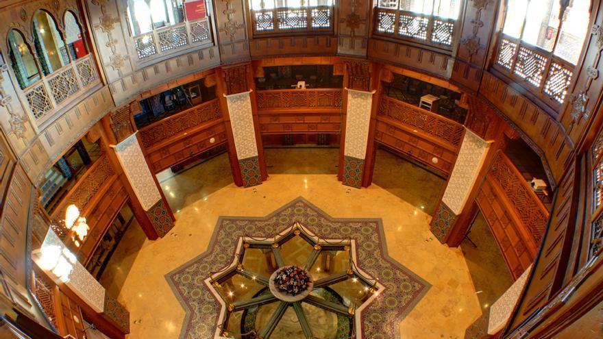 Sede de la Fundación Tres Culturas en Sevilla