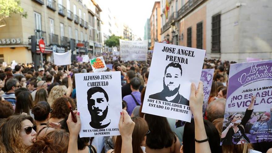 El Supremo zanja mañana el debate sobre La Manada: Abuso sexual o violación