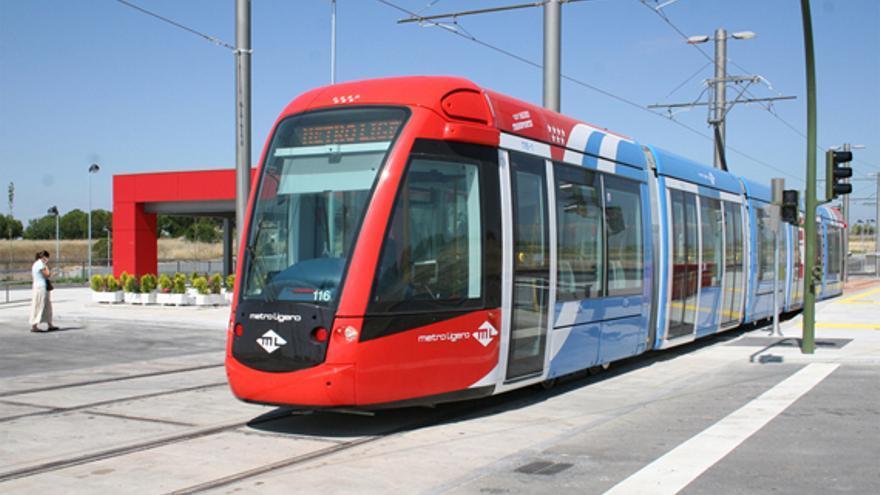 El Metro Oeste Ligero.