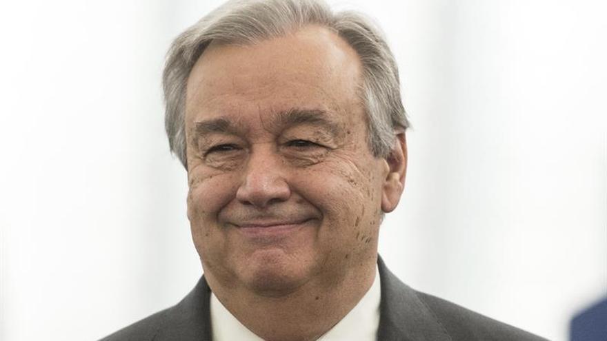 Guterres regresa a Suiza para participar en las negociaciones sobre Chipre
