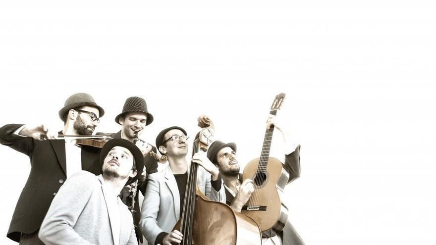 El próximo viernes comienza el XXVI 'Ensueños de folk-Folk Ametsetan'