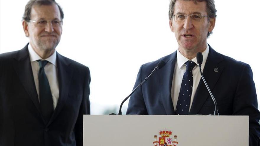 Rajoy asegura que, frente a las promesas, sus hechos le avalan para el futuro
