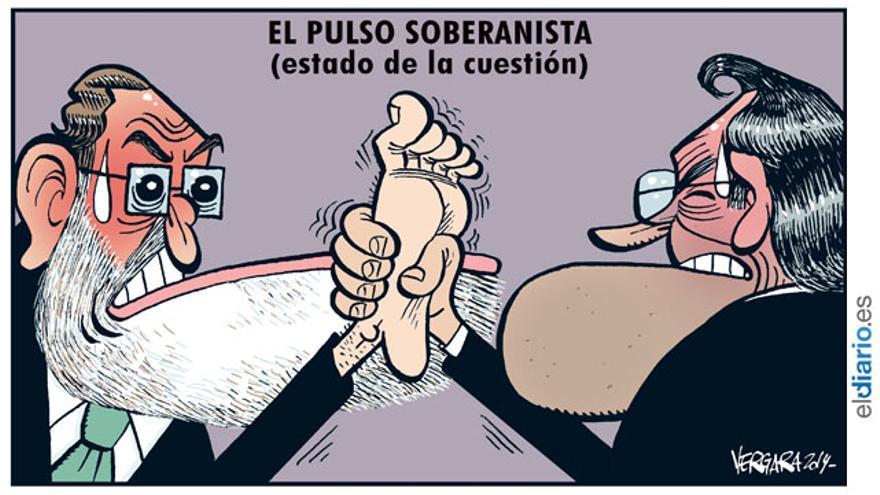 El pulso soberanista