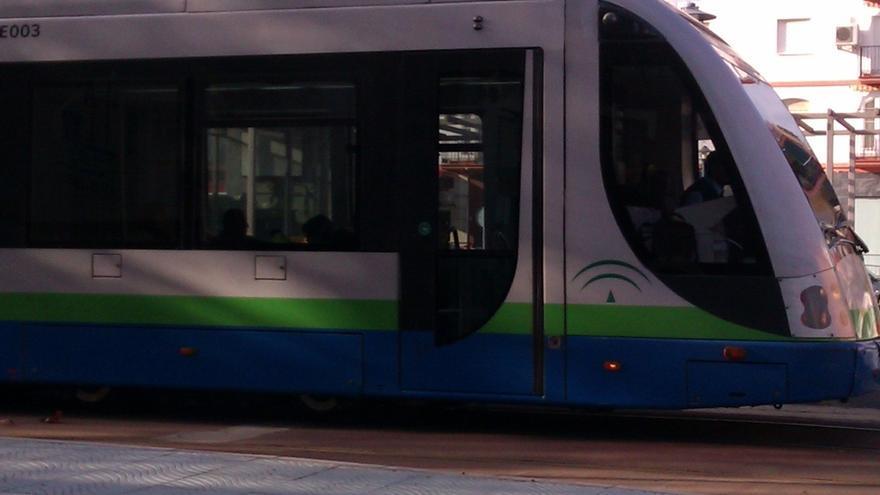 La Junta sufragará parte de los 1,5 millones en daños en el trazado del tranvía de Vélez-Málaga