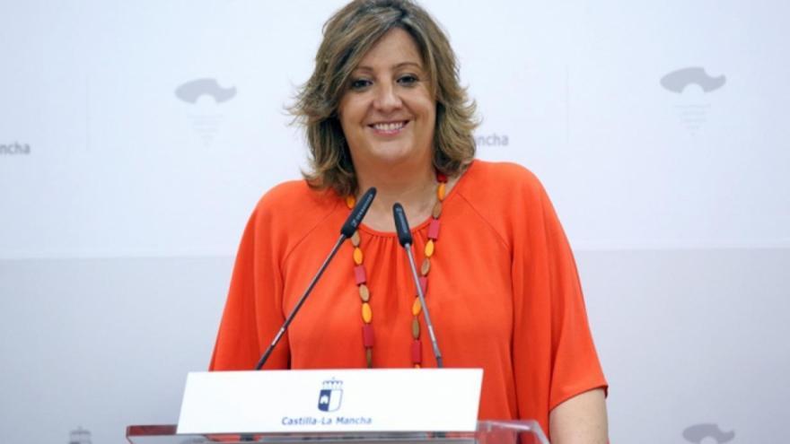 Patricia Franco FOTO: JCCM