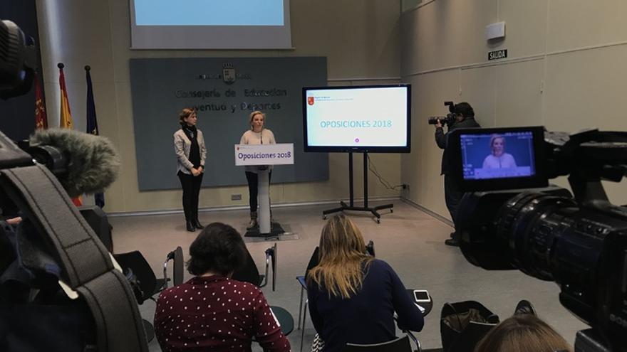 Oposiciones Secundaria Murcia 2018