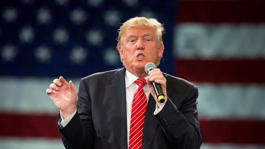 """La semana """"horribilis"""" de Donald Trump"""