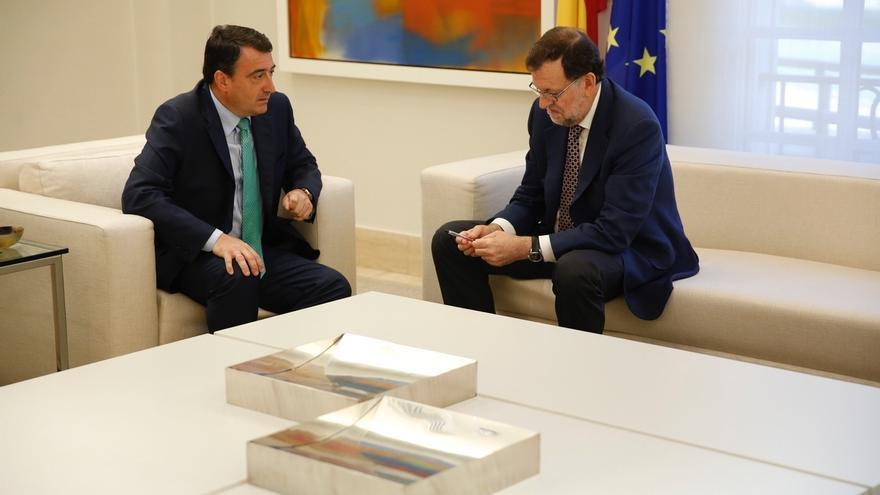 El PNV avanza su 'no' a Rajoy pero no cierra la puerta a acuerdos puntuales durante la legislatura