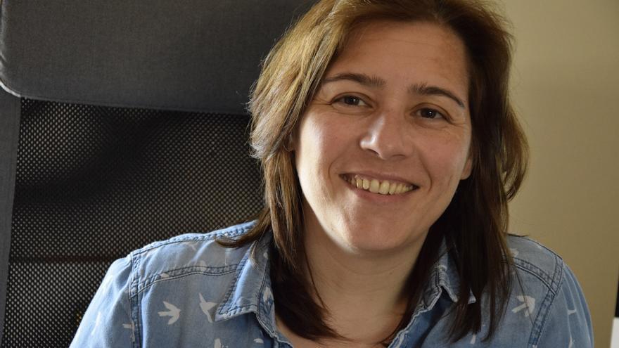 Adelaida Campillo, presidenta de Asfagalem