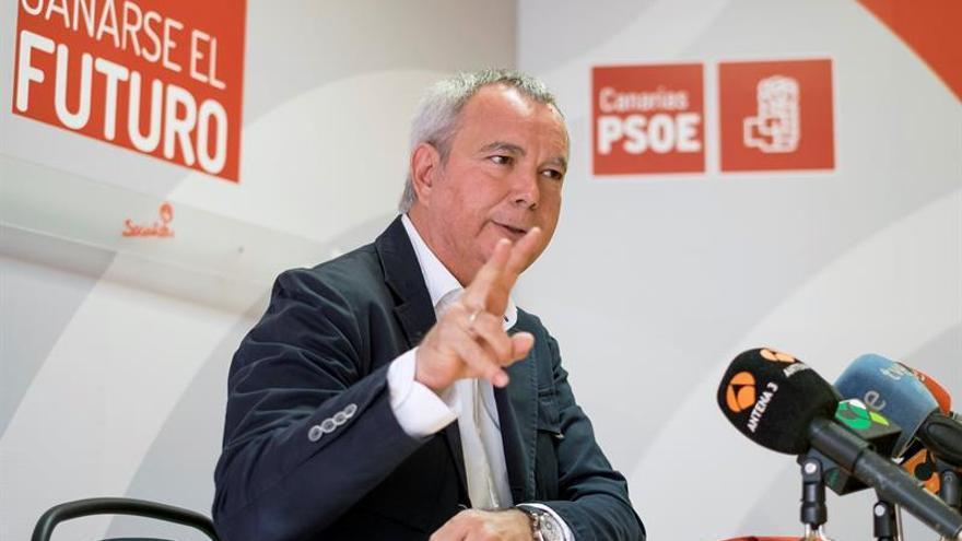 El diputado socialista por la provincia de Las Palmas Sebastián Franquis.